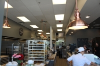 Tulla Patisserie & Cafe offers artisan breads, pastries and an assortment of coffees. (Elizabeth Ucles/Community Impact Newspaper)