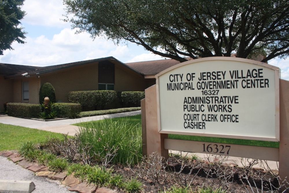 Officials announced this week that as of March 18, Jersey Village City Hall would be closed to the public. (Shawn Arrajj/Community Impact Newspaper)