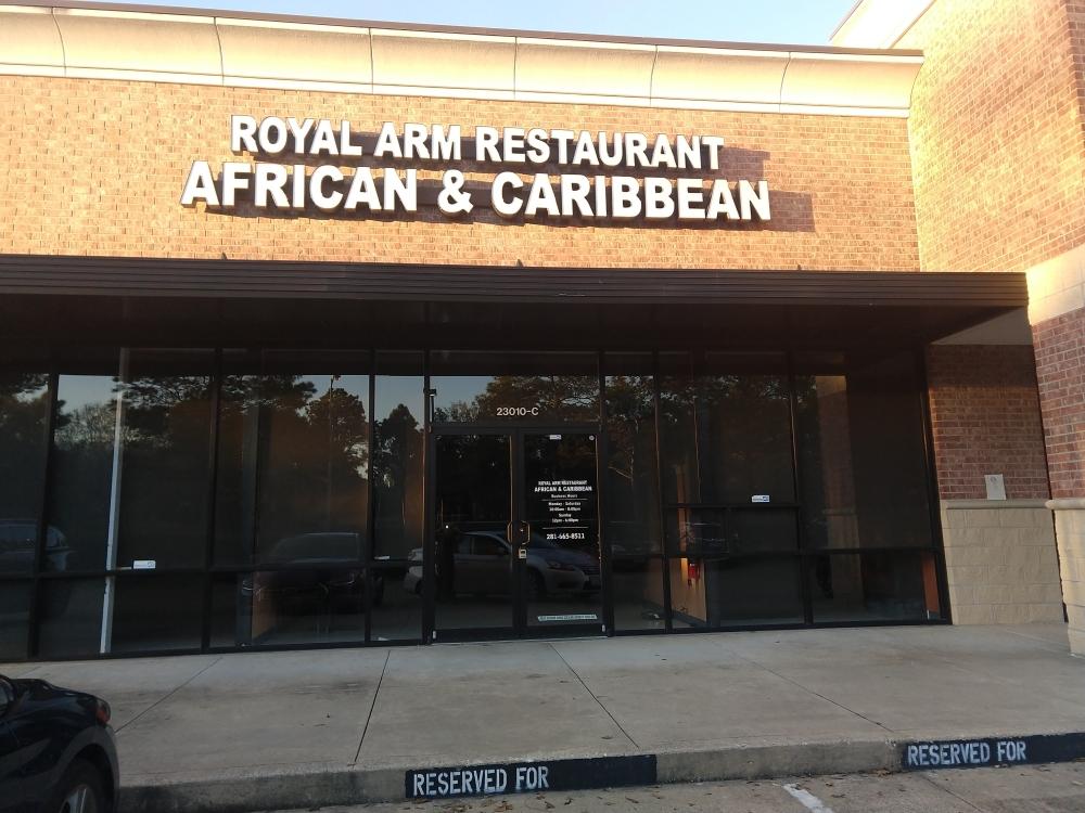 Royal Arm African & Caribbean Restaurant