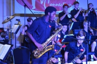 Tyrese Bell has been with Conroe's Jazz Connection for five years. The jazz ensemble has cancelled or postponed many of its upcoming shows due to coronavirus. (Courtesy Jazz Connection)