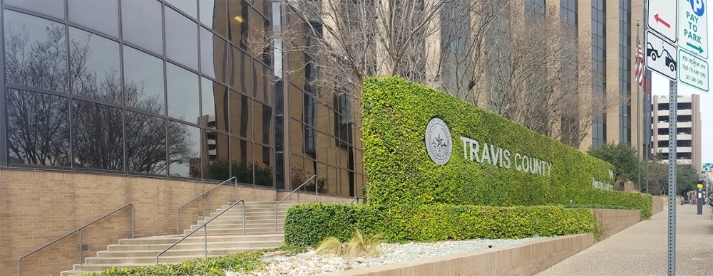 Travis County Judge Sarah Eckhardt formally announced that Travis County will issue a shelter-in-place order March 24. (Community Impact Newspaper staff)