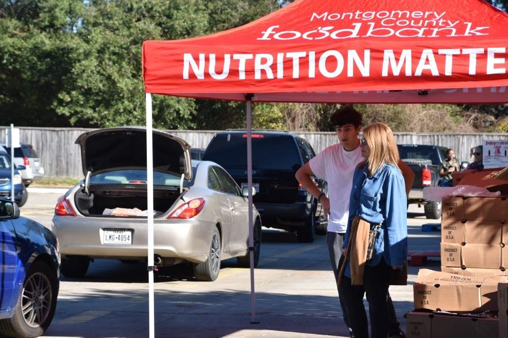 The Woodlands Family YMCA at Shadowbend will host the mobile market in the facility's parking lot. (Courtesy YMCA of Greater Houston)