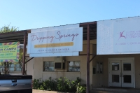 A photo of the exterior of Dripping Springs ISD administrative headquarters