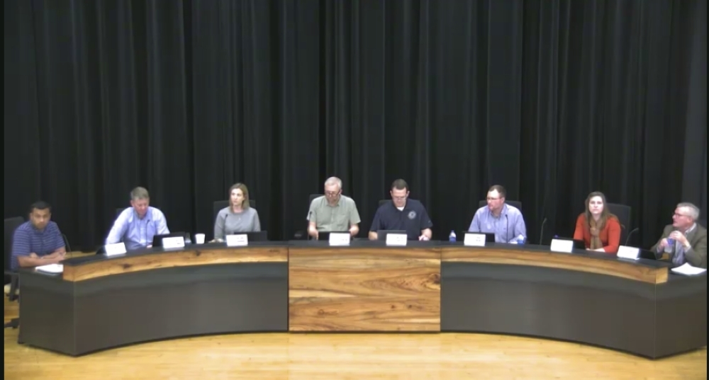 Georgetown ISD moved May elections to November for two board seats. (Screenshot courtesy Georgetown ISD)