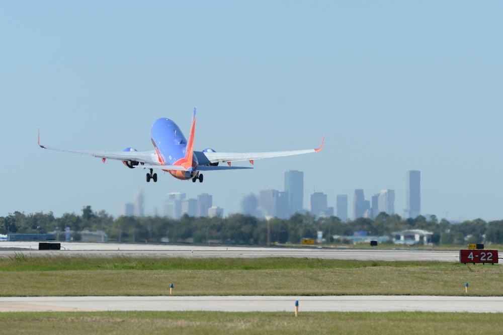 Airlines and airport business may be able to defer payments to the Houston Airport System for several months due to coronavirus concerns. (Courtesy Visit Houston)