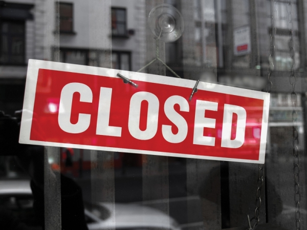 Business closures in Tennessee have led to tens of thousands of jobs lost. (Courtesy Adobe Stock)