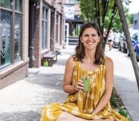 Owner Sarah Scarborough opened Firepot Tea Bar in 2018. (Courtesy Firepot Tea Bar)