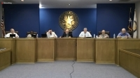 Humble City Council met via teleconference on March 26. (Courtesy via Zoom)
