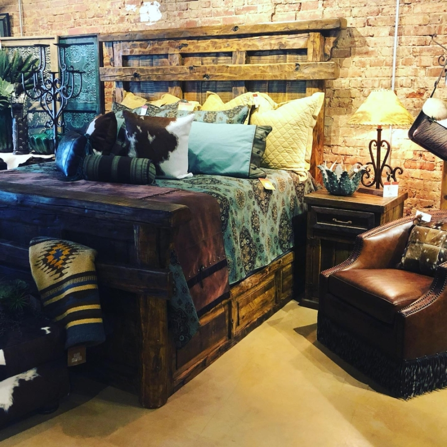 Into The West in Keller, which will close sometime in 2020, specializes in handcrafted furniture. (Courtesy Into The West)