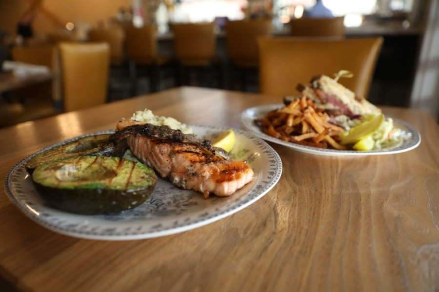 Local restaurants like Fork and Fire are among those are facing new challenges amid coronavirus orders. (Liesbeth Powers/Community Impact Newspaper)