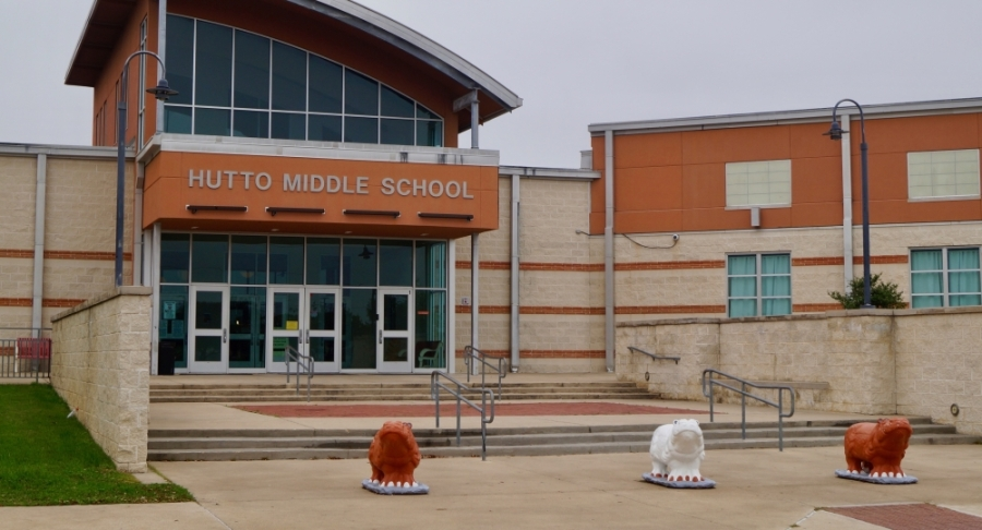 Hutto ISD has extended its school closure through April 13, per a March 27 district announcement. (Kelsey Thompson/Community Impact Newspaper)