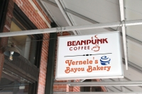 BeanPunk Coffee closed in both downtown Conroe and Montgomery. (Andy Li/Community Impact Newspaper)