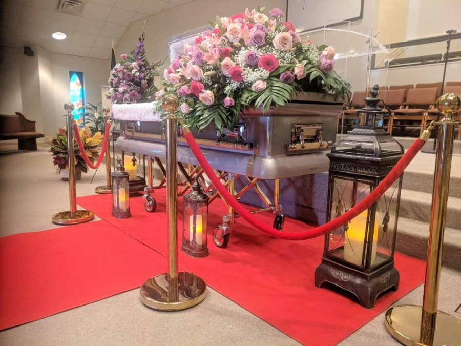 Allen Dave Funeral Homes and Crematorium offers funeral services followed by burials and cremations. (Courtesy Allen Dave Funeral Homes and Crematorium)