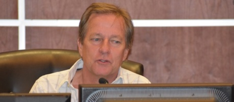 Bill Goodwin resigned as a Bee Cave City Council member April 1. (Community Impact Staff_