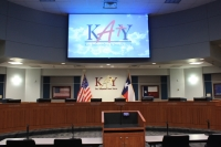 Katy ISD will have additional portable buildings for 2020-21 school year. (Jen Para/Community Impact Newspaper)