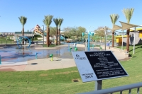 Gilbert Regional Park will be closed beginning 8 a.m. March 28, and other town parks will have their amenities closed because of the coronavirus situation. (Tom Blodgett/Community Impact Newspaper)