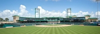 Constellation Field began collecting personal protective equipment donations April 1. (Courtesy Sugar Land Skeeters)