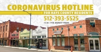 Hays County residents have a coronavirus hotline to call. (Evelin Garcia/Rachal Russell/Community Impact Newspaper)