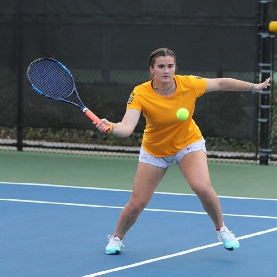 Southwestern University senior Mary Cardone is regarded as one of the greatest female athletes to ever attend the school. (Courtesy Mary Cardone)