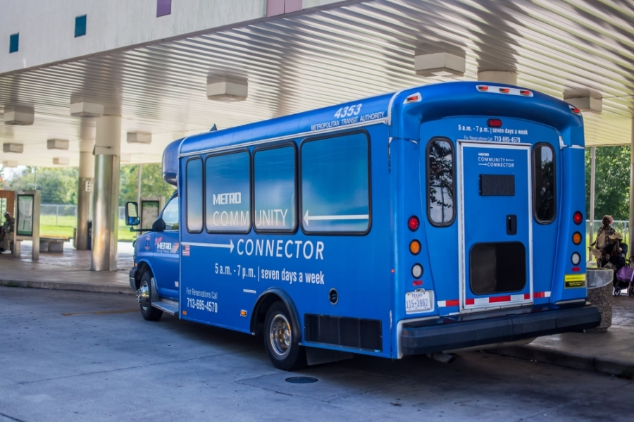The Metropolitan Transit Authority of Harris County is looking for feedback for the second stop in Humble's Community Connector. (Courtesy Metropolitan Transit Authority of Harris County)