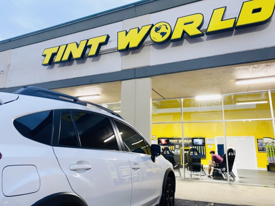 Tint World celebrated the grand opening of its Humble location in March. (Courtesy Ripley PR)