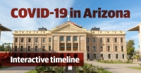 Take a look at how the COVID-19 outbreak has impacted Arizona in this interactive timeline. (Community Impact Newspaper)