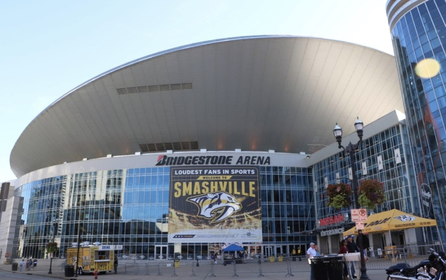 The 2020 CMT Music Awards, held annually at Bridgestone Arena, will now be held in October. (Courtesy Bridgestone Arena)