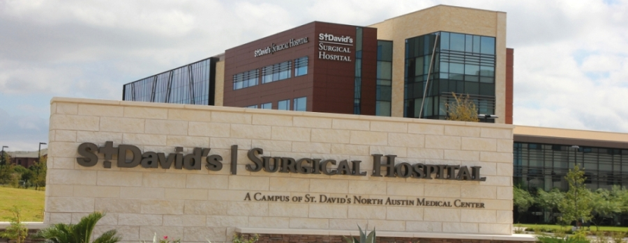 St. David's HealthCare has temporarily consolidated services provided by St. David's Surgical Hospital, St. David's Emergency Center—Bee Cave and St. David's Emergency Center—Cedar Park. (Evan Marczynski/Community Impact Newspaper)
