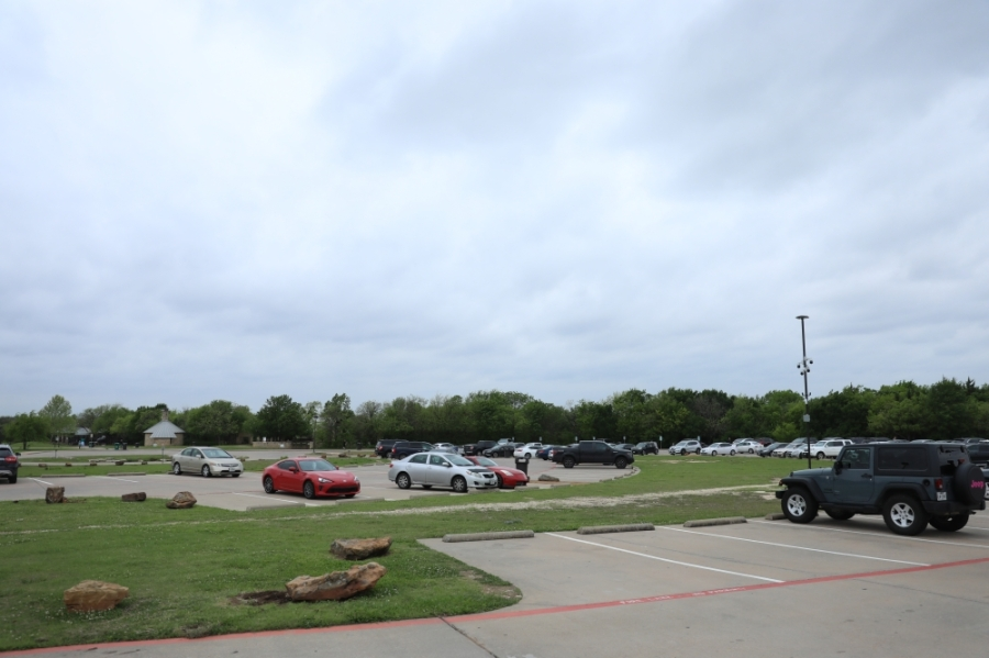 The city of Plano has limited access to parking at Arbor Hills Nature Preserve after receiving reports that people were crowding the trails. (Liesbeth Powers/Community Impact Newspaper)