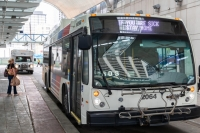 A METRO employee and a contractor have tested positive for COVID-19, the transit provider announced April 2, the fifth and sixth cases announced by the transit provider within the last week. (Courtesy Metropolitan Transit Authority of Harris County)