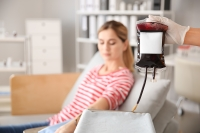 The American Red Cross is urging people to continue donating blood to avoid any shortages during the COVID-19 outbreak. (Courtesy Adobe Stock)