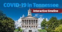See how coronavirus has spread through Tennessee in just one month with our interactive timeline. (Community Impact staff)