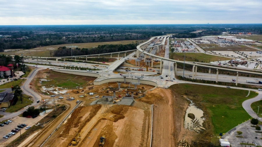 Grand Parkway Infrastructure LLC will begin the construction of the Grand Parkway bridges on April 17. (Courtesy Grand Parkway Infrastructure LLC)