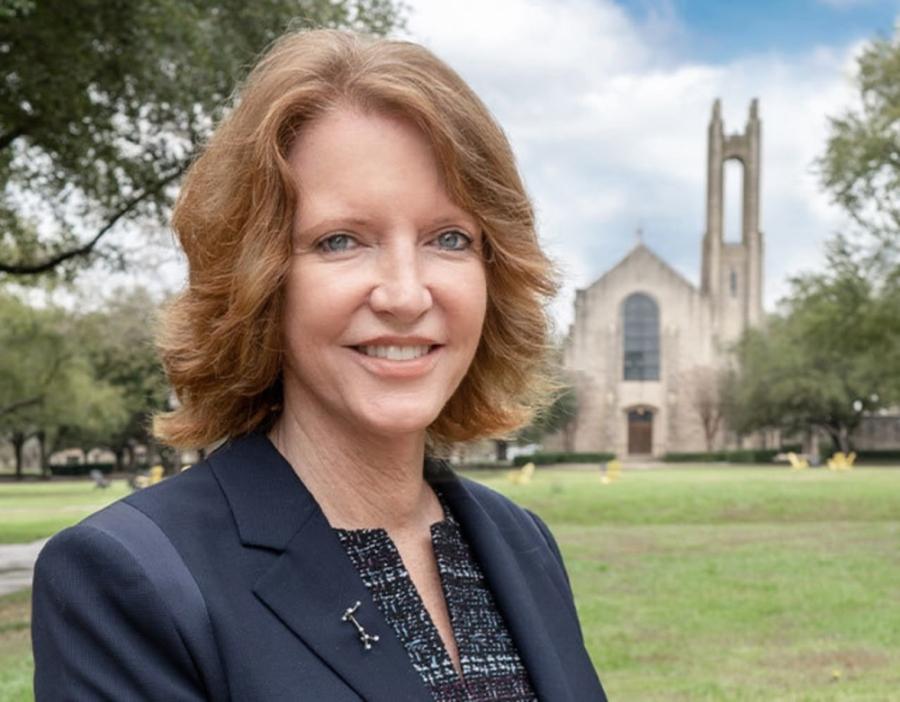 Laura E. Skandera Trombley was named the 16th president of Southwestern University on April 3. (Courtesy Southwestern University)