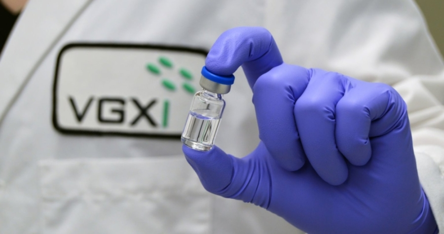 The Woodlands-based DNA manufacturer first announced it was working to produce a COVID-19 vaccine in January. (Courtesy VGXI Inc.)