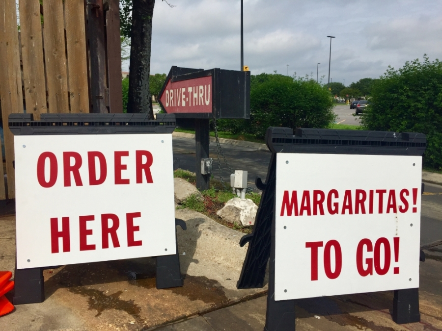 El Taquito, located at 130 Louis Henna Blvd., Round Rock, is offering drive-thru, delivery and takeout, including margaritas to go. (Taylor Jackson Buchanan/Community Impact Newspaper)