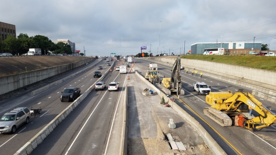 A $4.3 billion project to improve I-35 through Central Austin will include a $600 million piece that will be provided by deferring other projects in the area. (Courtesy Texas Department of Transportation)