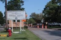 Friendswood is continuing work on Blackhawk Boulevard. (Haley Morrison/Community Impact Newspaper)