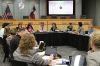 Plano ISD trustees on March 15 agreed to continue paying district employees as schools close in response to new coronavirus outbreaks across the country. (Daniel Houston/Community Impact Newspaper)