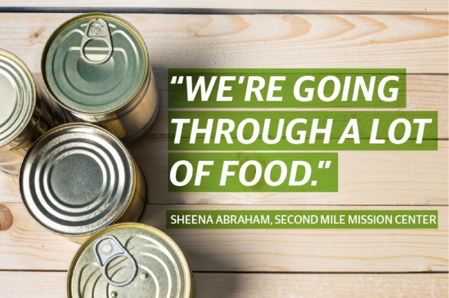 Sheena Abraham, the director of advancement at Second Mile, spoke with Community Impact Newspaper about how the nonprofit is continuing to serve the community.