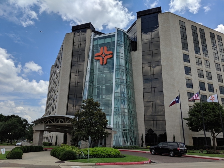 As the number of cases climbs, an HCA Houston Healthcare spokesperson shared April 7 how the 350-bed HCA Houston Healthcare Tomball campus is responding to the new coronavirus disease. (Anna Lotz/Community Impact Newspaper)