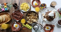 Lazy Dog Restaurant & Bar is offering Easter breakfast packages. (Courtesy Rebecca Simms/Lazy Dog Restaurant & Bar)