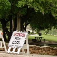 Comal County and New Braunfels have closed parks and boat ramps for the duration of Easter weekend. (Warren Brown/Community Impact Newspaper)