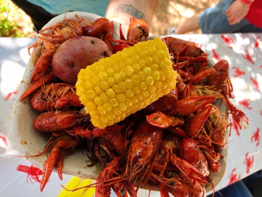 Waterloo Ice House has hosted a Crawfish Crawl annually for the past 10 years. (Courtesy Waterloo Ice House)