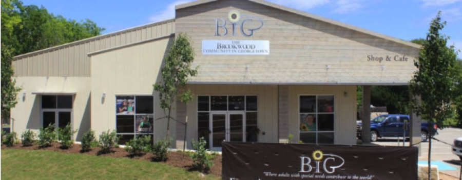 BiG continues to serve adults with special needs through virtual platforms. (Courtesy Brookwood in Georgetown)