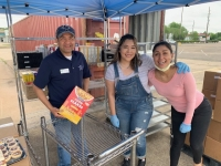 Volunteers are needed to keep up with demand for services at Cypress Assistance Ministries' food pantry. (Courtesy Cypress Assistance Ministries)