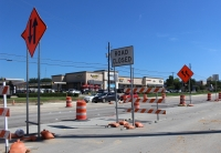 Various intersections along SH 26 in Colleyville will have a single lane closed April 9-17. (Miranda Jaimes/Community Impact Newspaper)