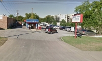 Drive-Thru Postal, located at 1712 E. Riverside Drive, is set to close on June 1. (Courtesy Google Street View)