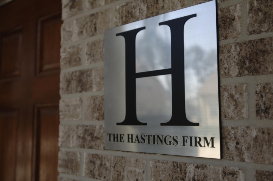 Hastings Law Firm was founded in The Woodlands in 2005. (Courtesy Hastings Law Firm)