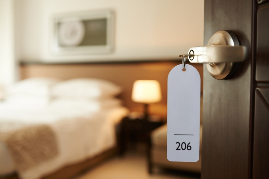 More than two dozen San Marcos hotels are asking for additional help from the city during the coronavirus pandemic. (Courtesy Adobe Stock)